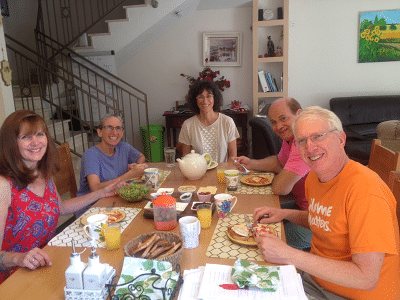 Biblical Hebrew Courses at Home Ulpan in Israel