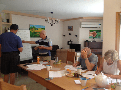 Ulpan in Israel - Intermediate Level Hebrew Course