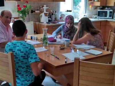 دورات للتعليم اللغة العبرية بالشمال