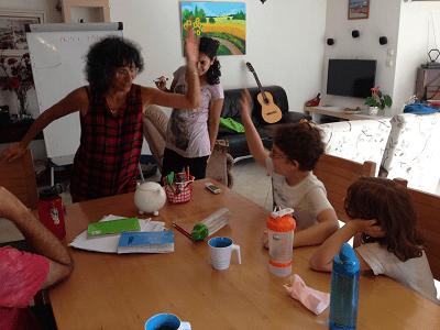 Ulpan in Israel for families