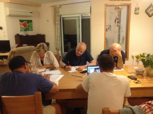 Learning Hebrew in Israel