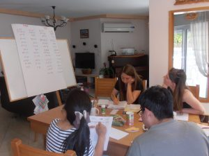 Hebrew course for beginners